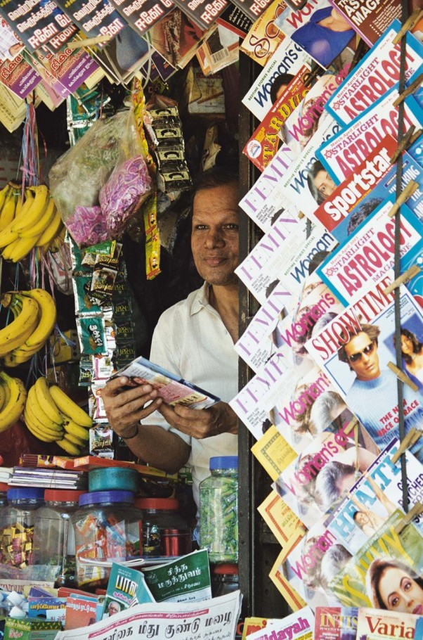 Indian Shopkeeper