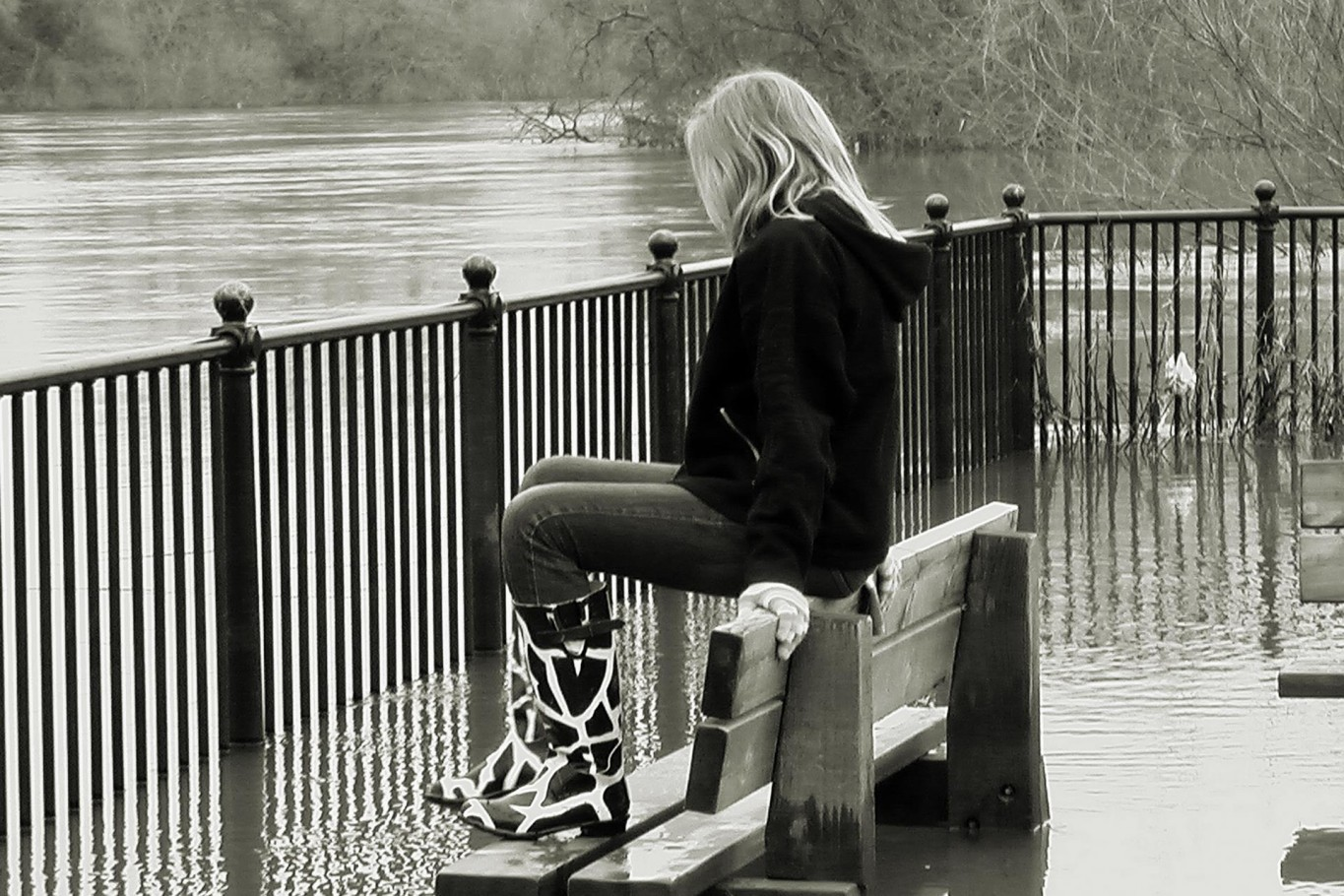 In the Floods