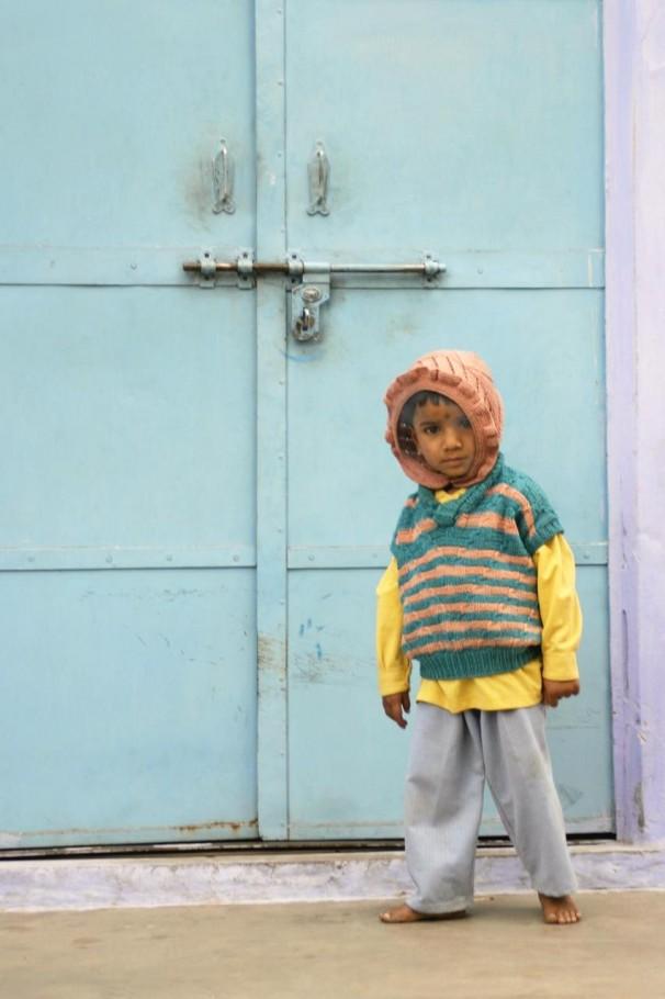 Egyptian toddler
