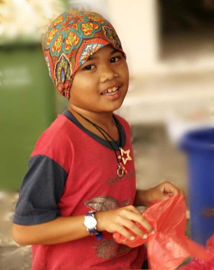 Cool Malay boy