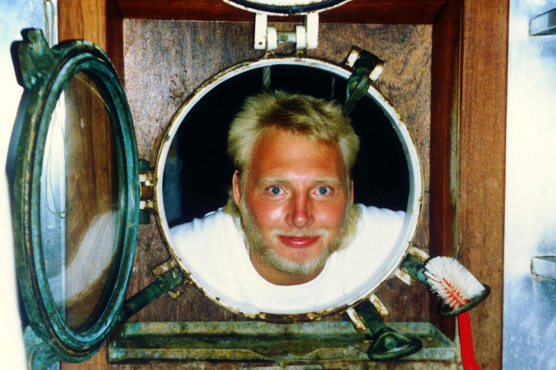 Viking in Porthole