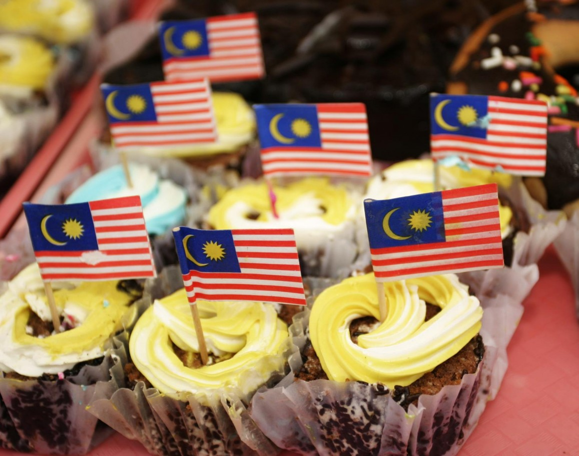 Malaysian Cup Cakes