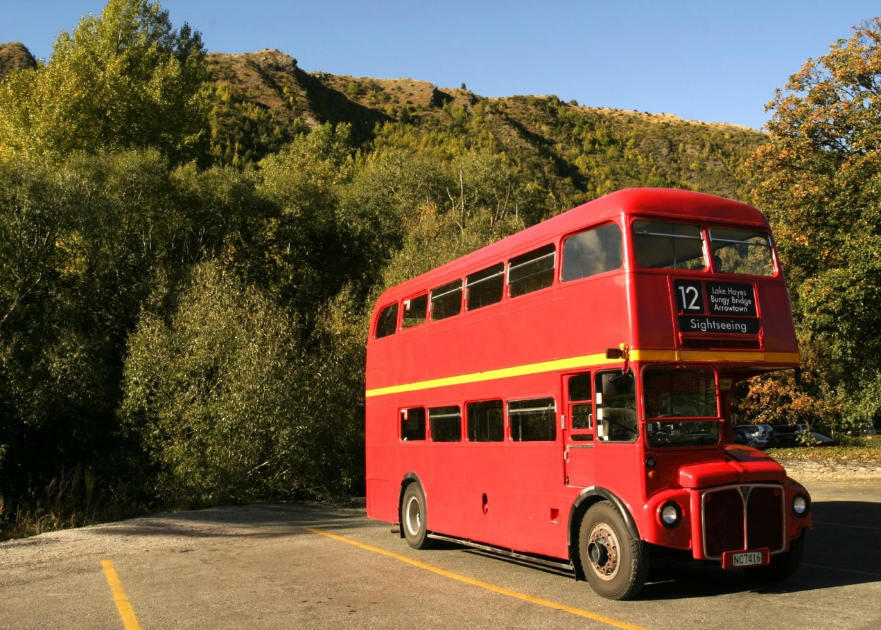 Red Bus New Zealand