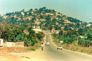Tank Hill, Kampala